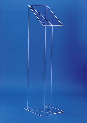 "Ausstellungsraum-Display ""Dreiecks-Form"""